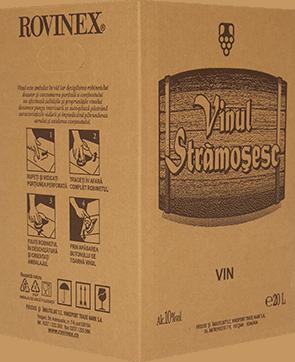 Vinul Strămoșesc – Bag In Box – 20 L